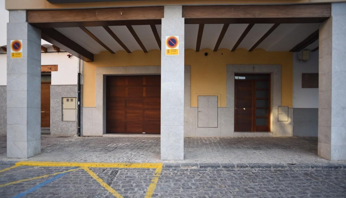 Licencia de actividad para garaje privado
