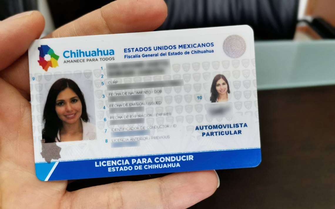 renovación de licencia de conducir