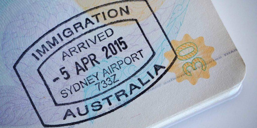 emigrar a australia desde venezuela