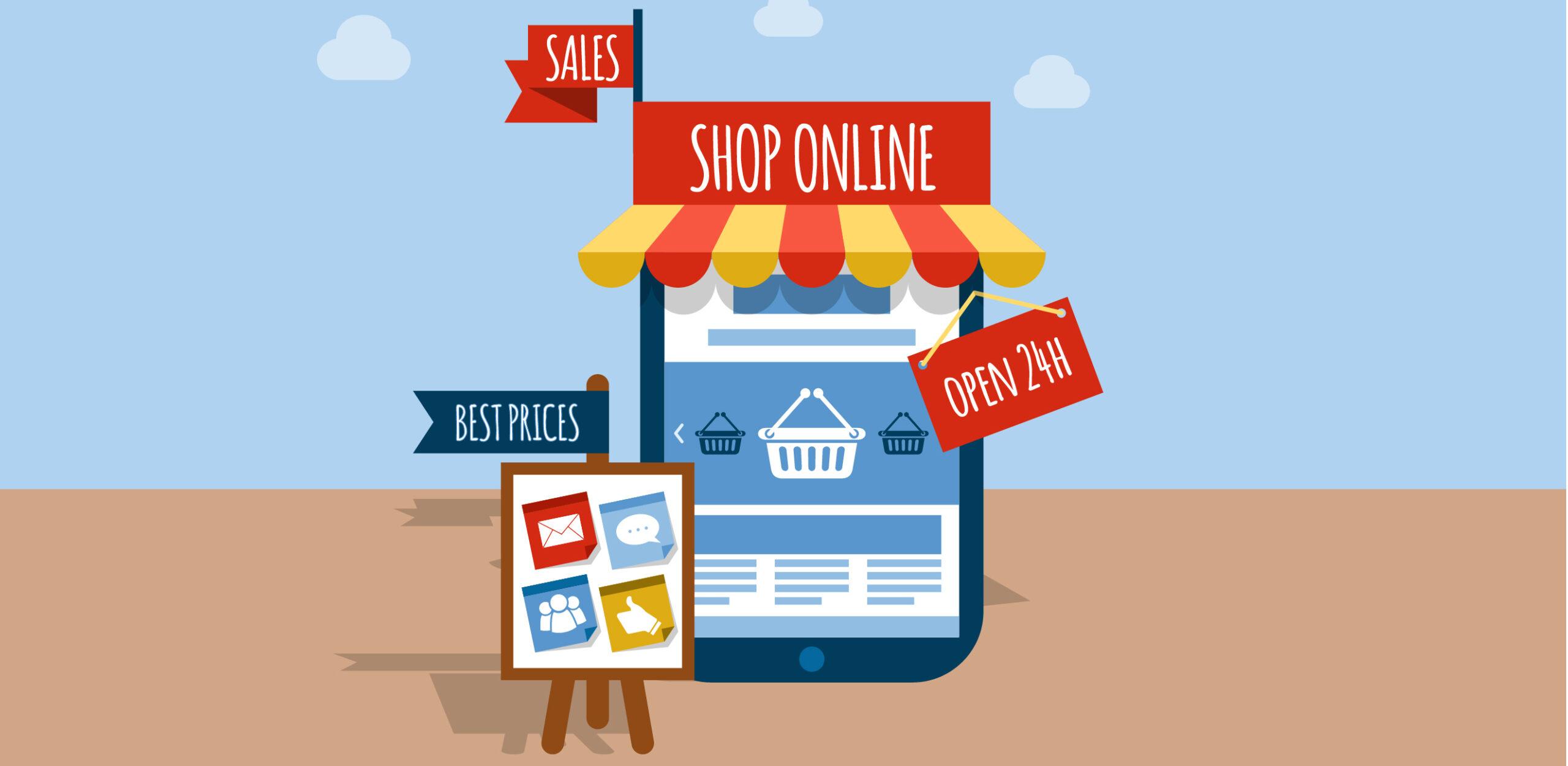 tienda online requisitos legales